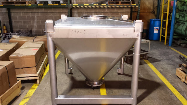 304 stainless steel pickle passivate