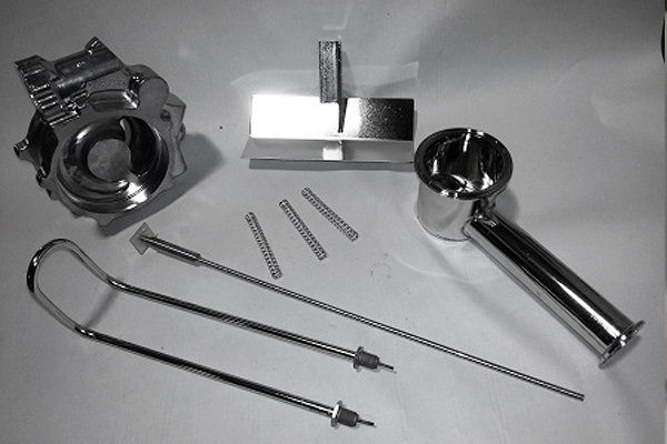 316 stainless steel electropolish