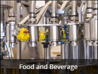 Food and beverage metal polishing